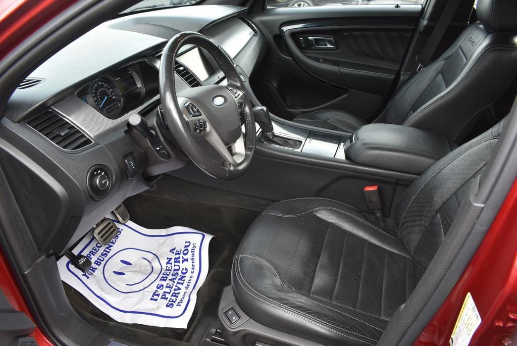 2014 Ford Taurus SHO photo