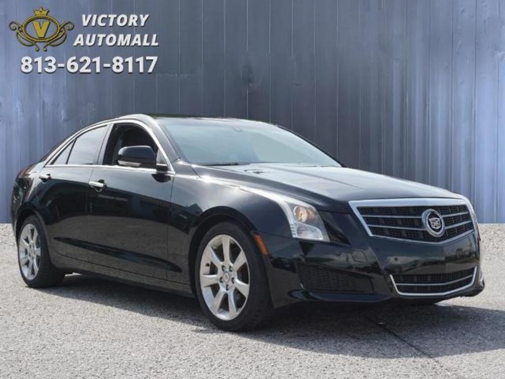 2014 Cadillac ATS 2.5L Luxury photo
