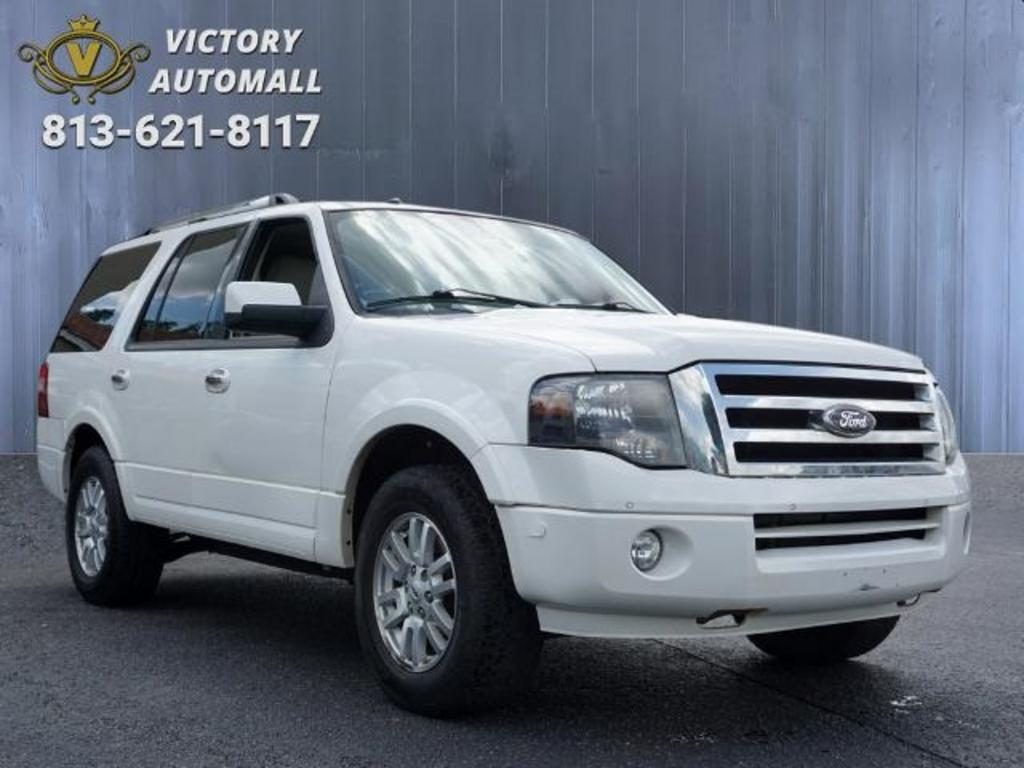 2012 Ford Expedition Limited photo