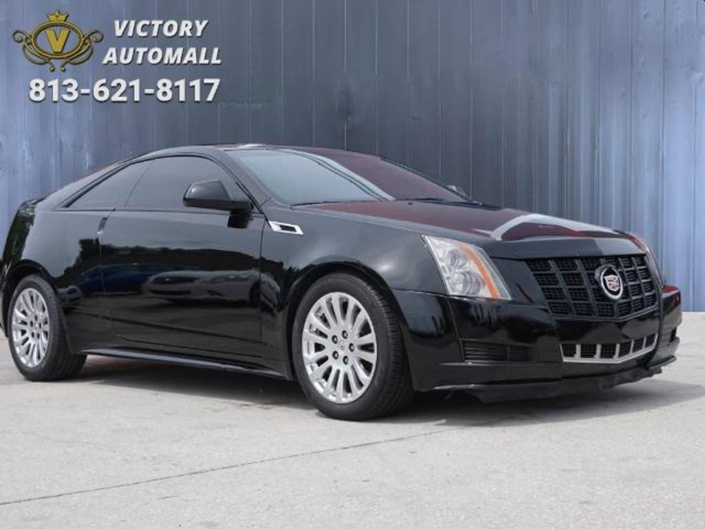 2013 Cadillac CTS 3.6L photo