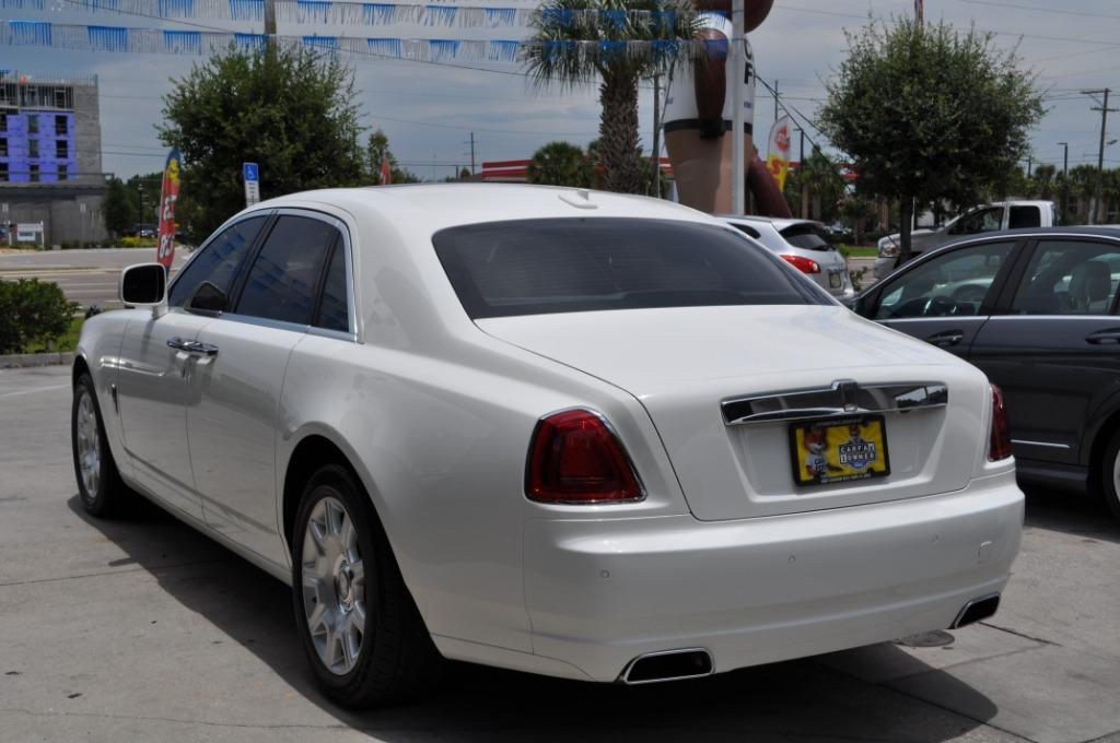 2010 Rolls-Royce Ghost photo