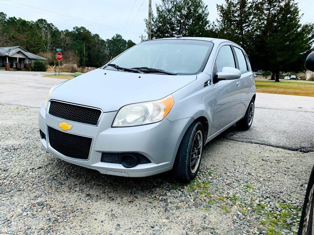 2010 Chevrolet Aveo Aveo5 LS photo