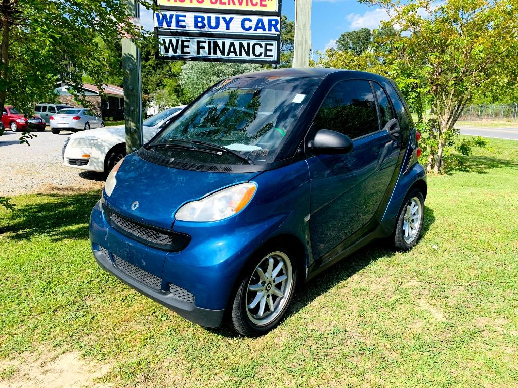 2008 smart Fortwo pure photo