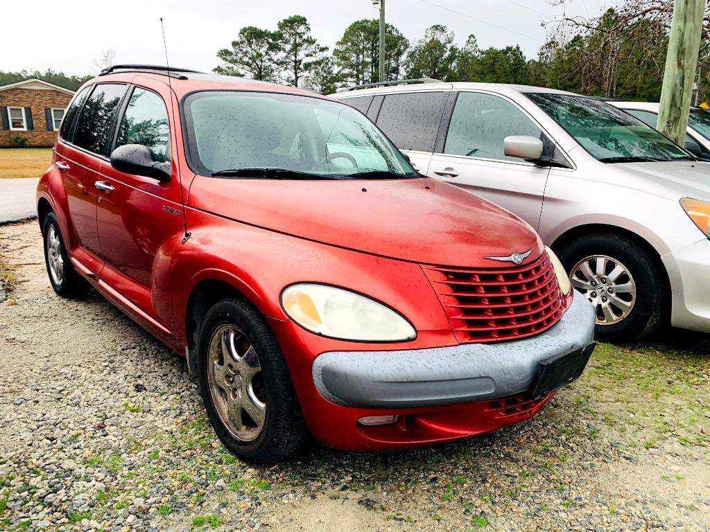 2002 Chrysler PT Cruiser Limited Edition photo