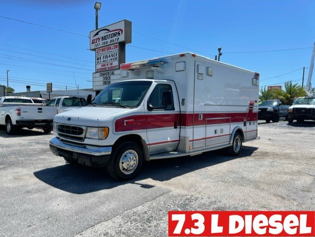 1999 Ford Commercial Vans E450 photo