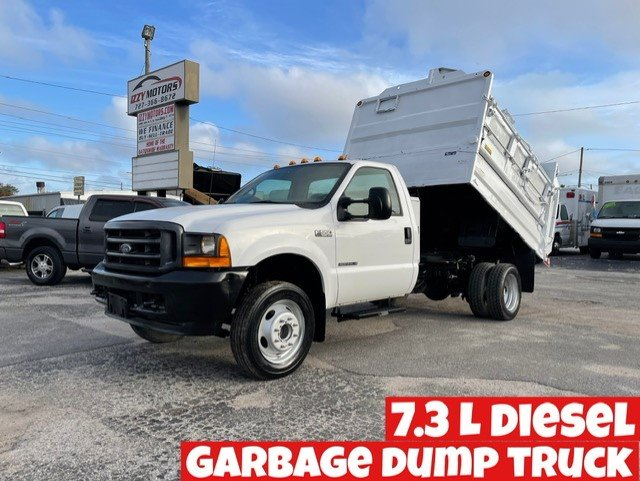 2001 Ford F550  photo