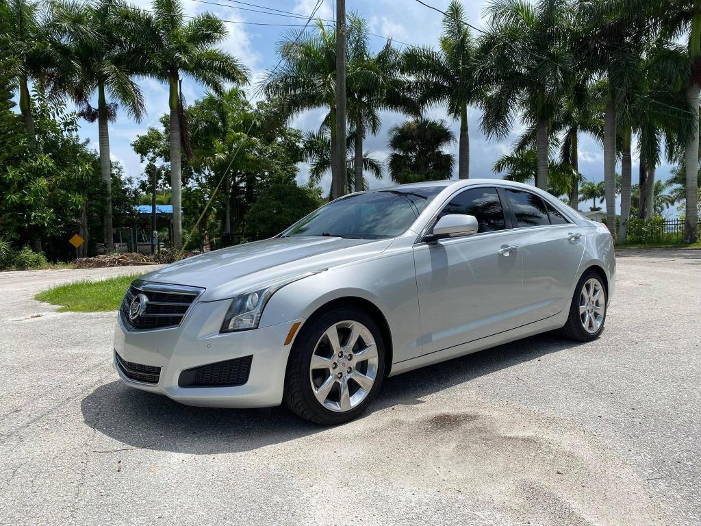 2013 Cadillac ATS 2.0T Luxury photo