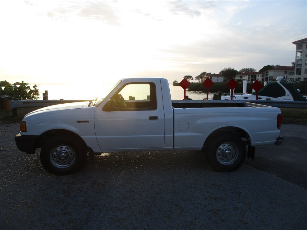 2001 Ford Ranger XL photo