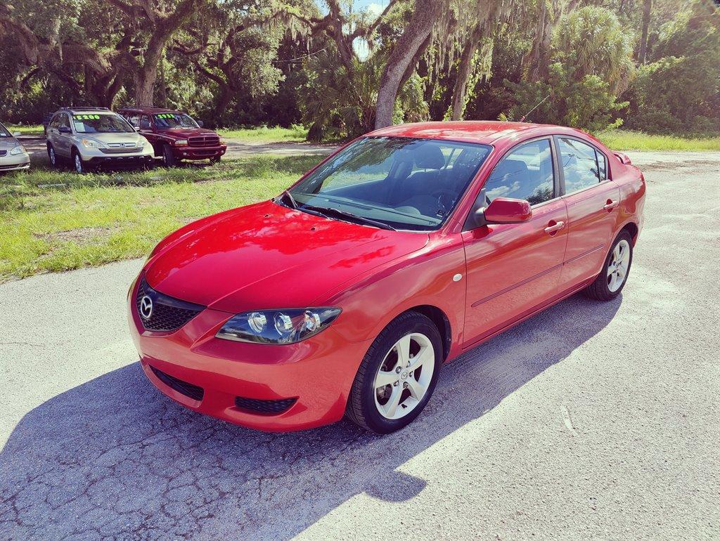 2005 Mazda Mazda3 i photo