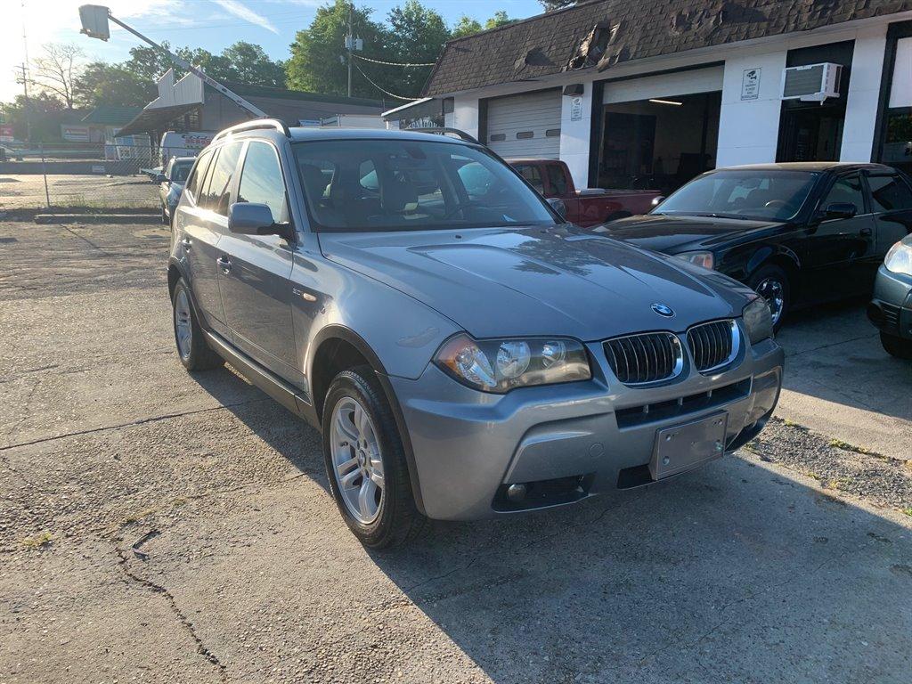 2006 BMW X3 3.0i photo