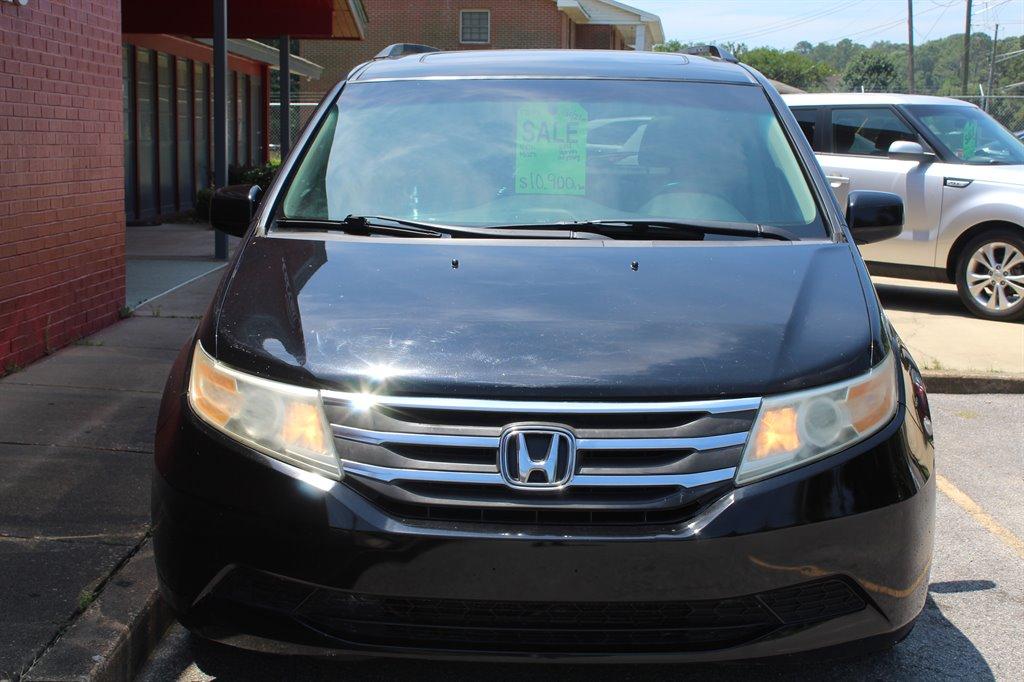 The 2011 Honda Odyssey EX-L w/DVD photos