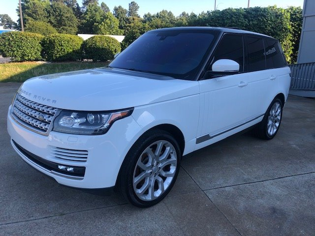 2016 Land Rover Range Rover Supercharged photo