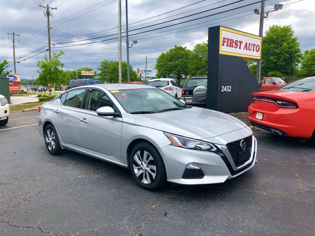 2019 Nissan Altima S photo