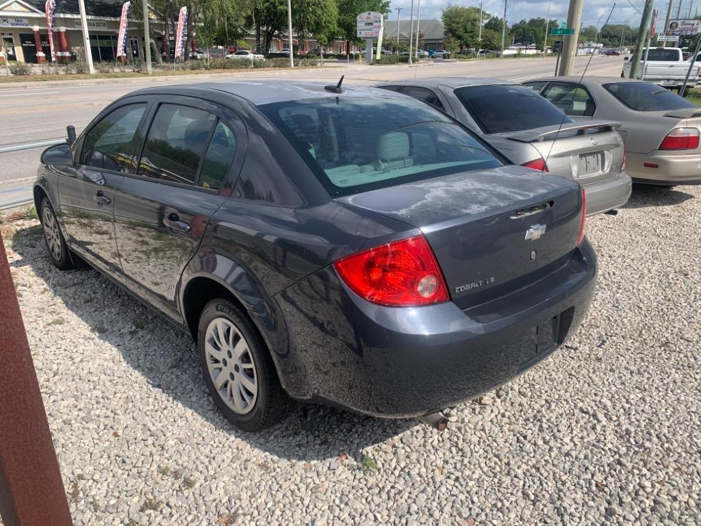 2009 Chevrolet Cobalt LS photo