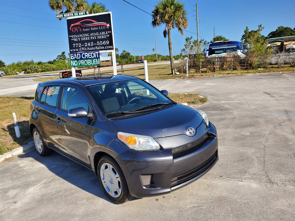 2010 Scion xD photo