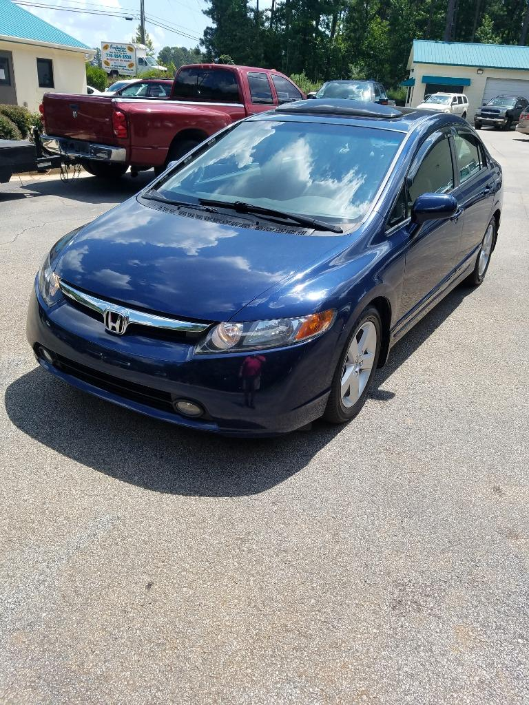 The 2008 Honda Civic EX-L photos