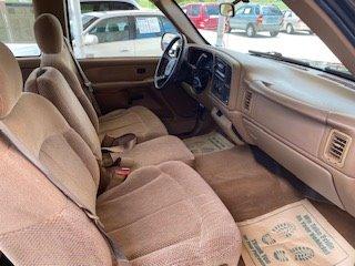 1999 Chevrolet Silverado 1500 photo