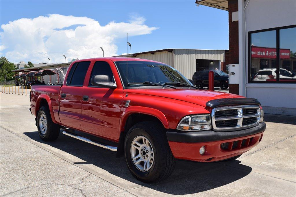 2004 Dodge Dakota Sport photo