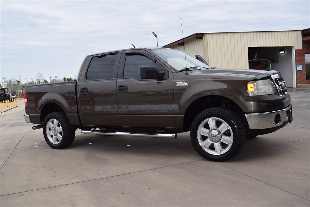 2008 Ford F-150 King Ranch photo