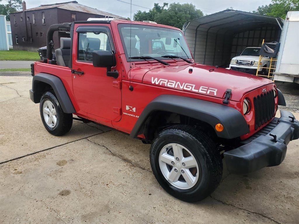 2007 Jeep Wrangler X photo