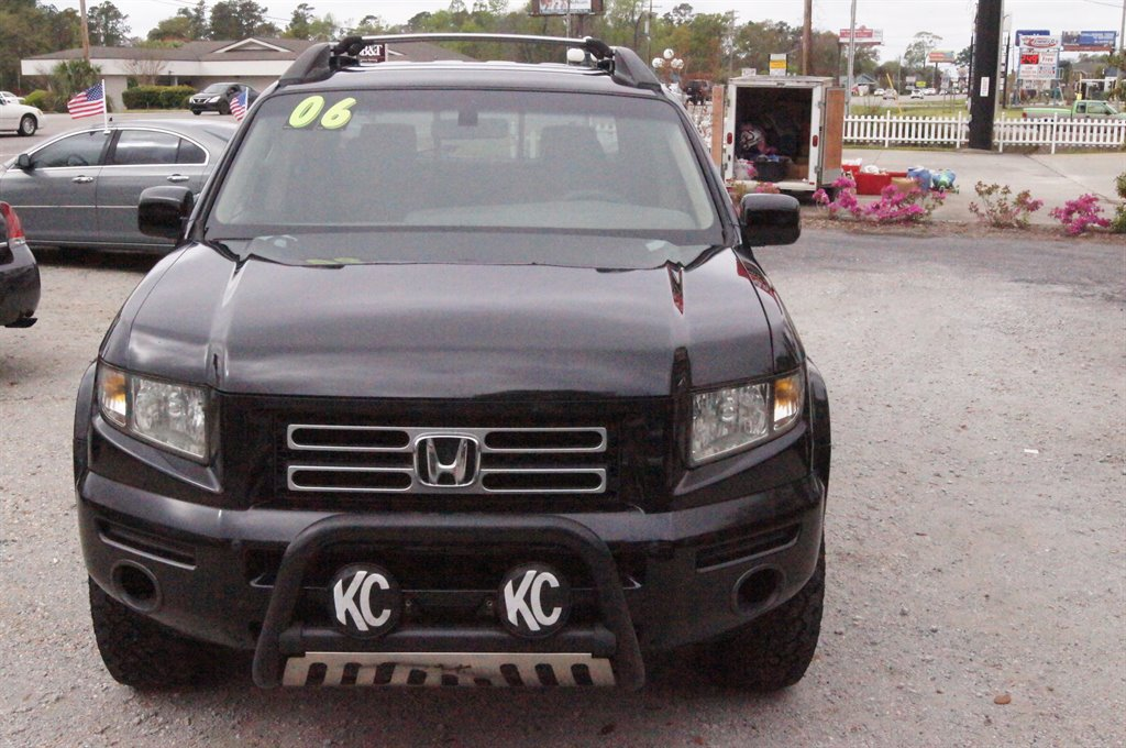 2006 Honda Ridgeline RTL photo
