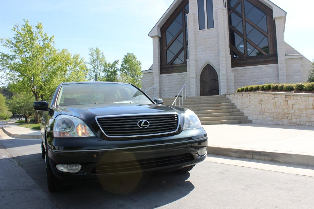 2001 Lexus LS 430 photo