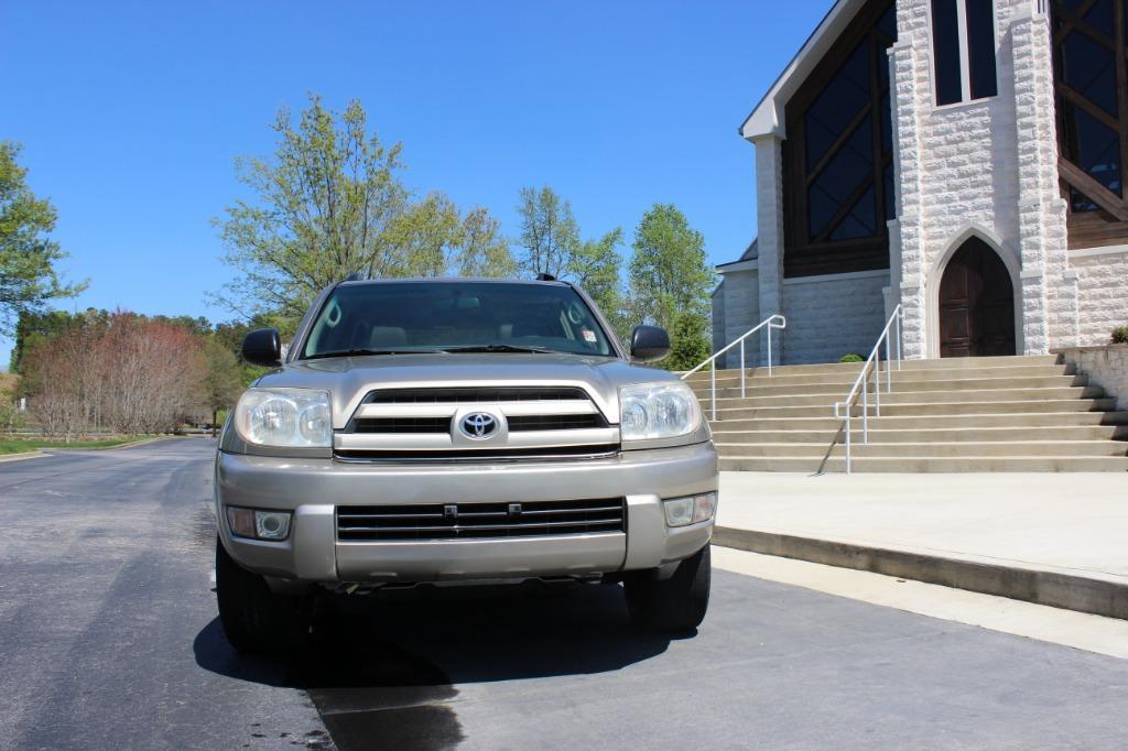 2004 Toyota 4Runner SR5 photo