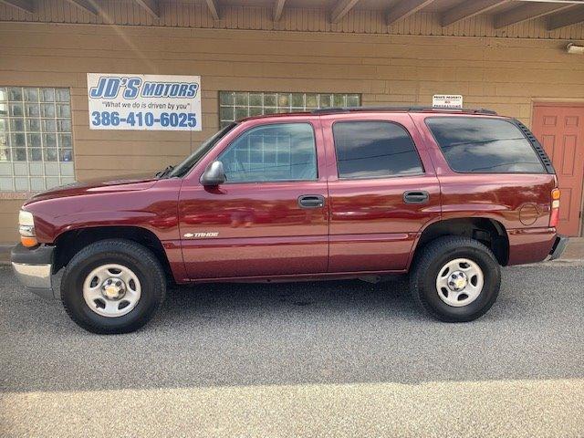 2003 Chevrolet Tahoe photo