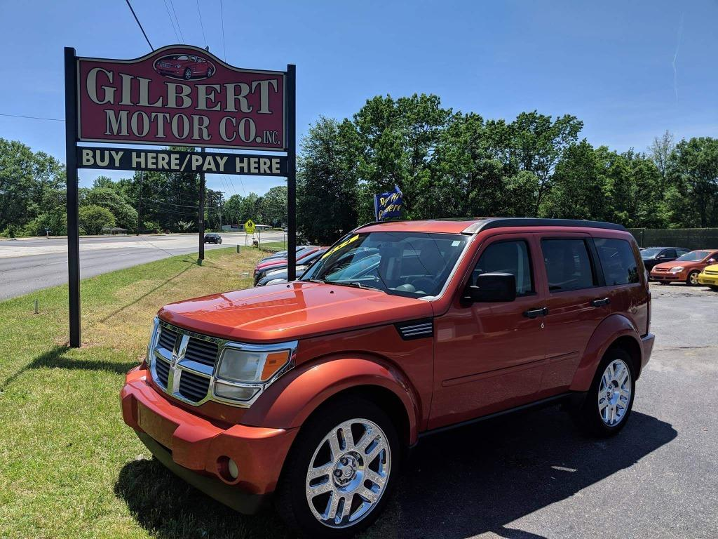 2008 Dodge Nitro SLT photo