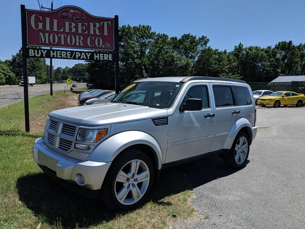 The 2011 Dodge Nitro Heat