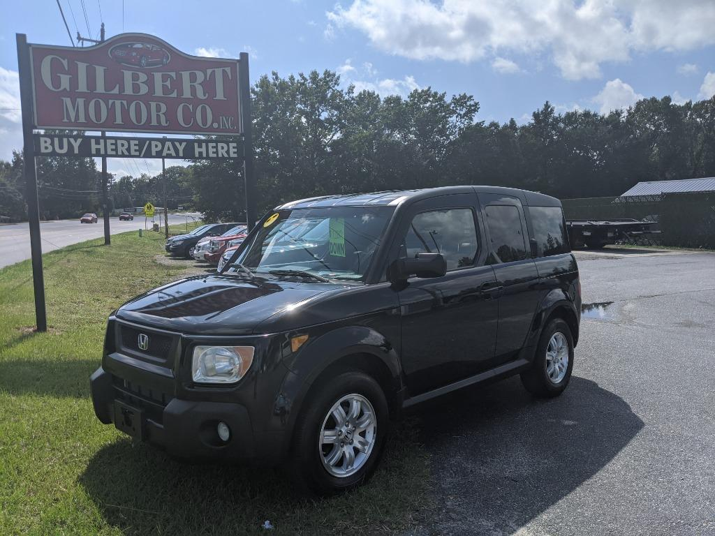 2006 Honda Element EX-P