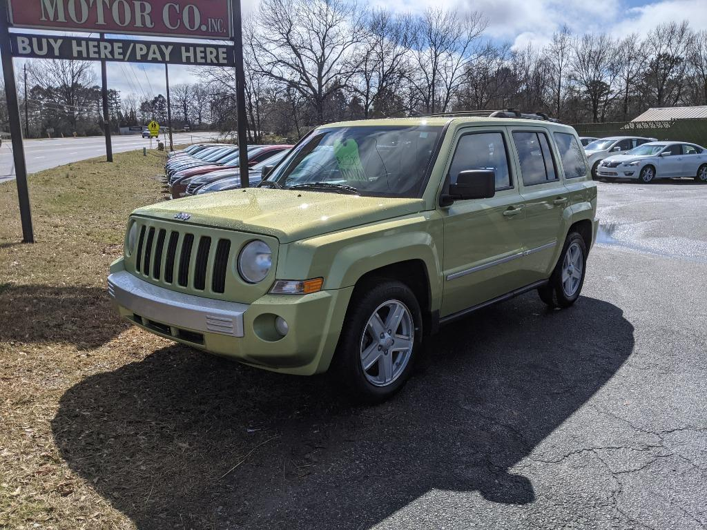 2010 Jeep Patriot Limited photo
