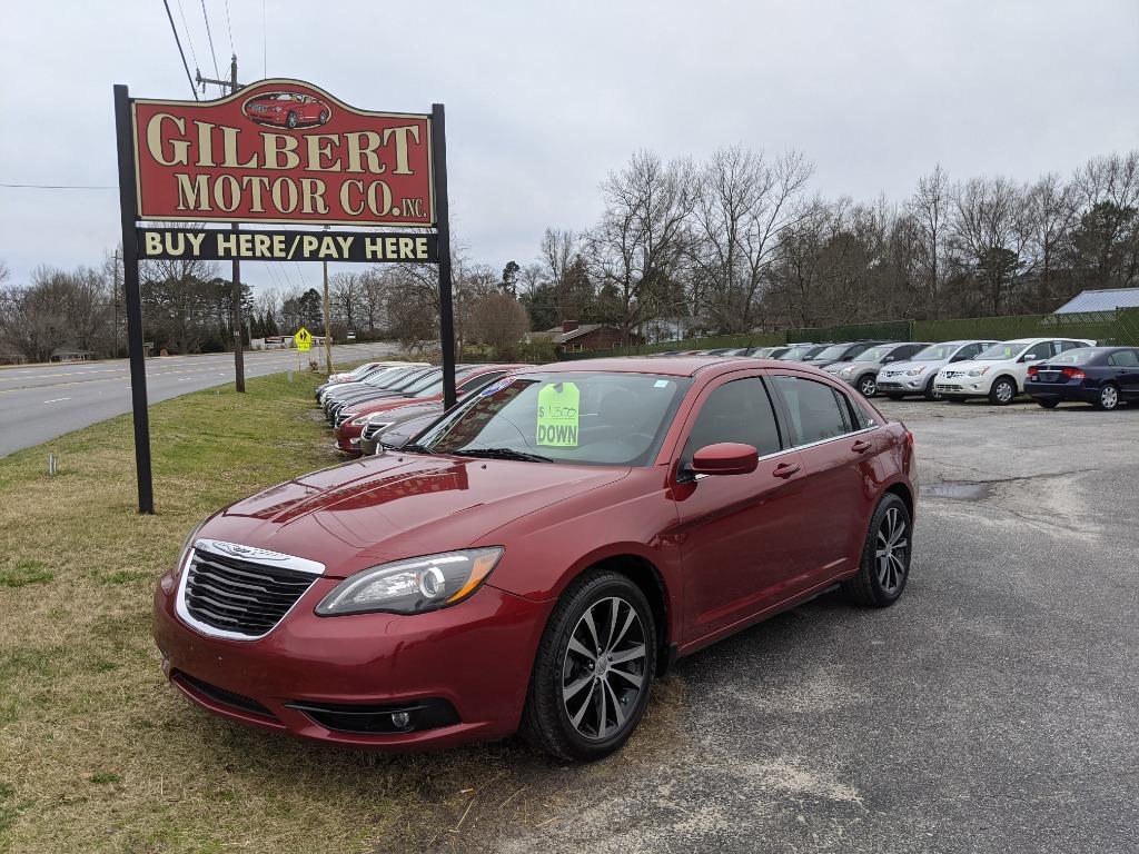 2014 Chrysler 200 Touring photo