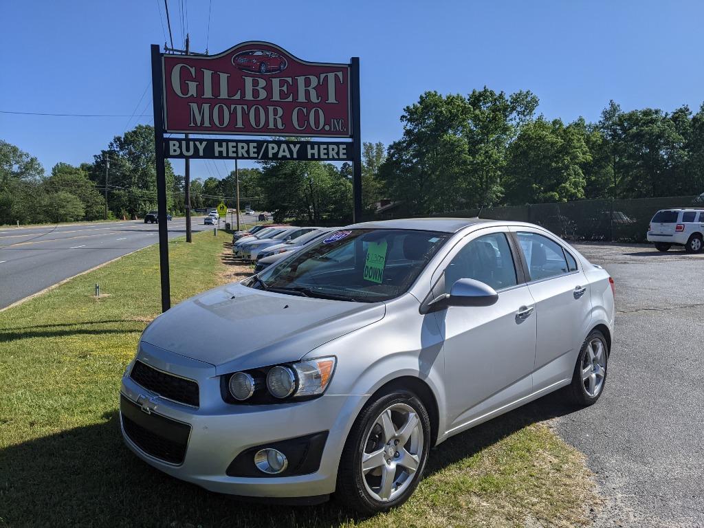 2013 Chevrolet Sonic LTZ Auto photo