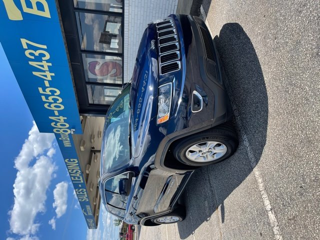 2014 Jeep Grand Cherokee Laredo photo