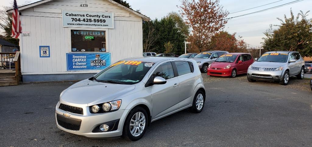 2014 Chevrolet Sonic LT Auto photo