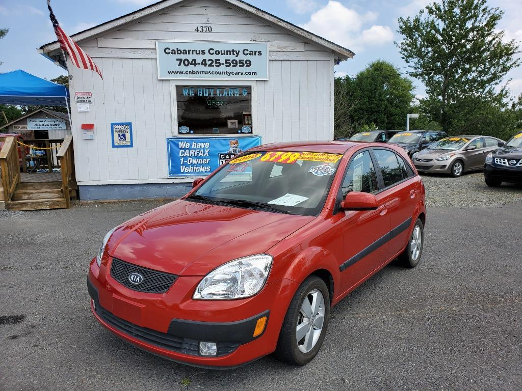 2008 Kia Rio Rio5 LX photo
