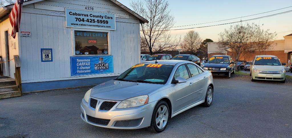 2010 Pontiac G6 photo