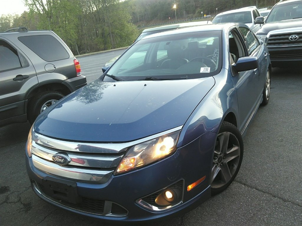 2010 Ford Fusion Sport photo