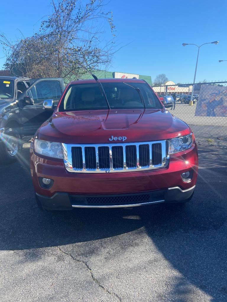 2012 Jeep Grand Cherokee Limited photo