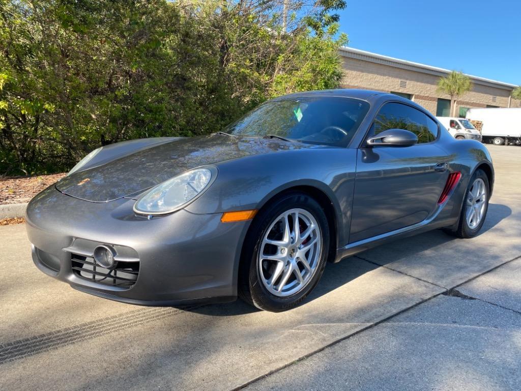 2007 Porsche Cayman photo