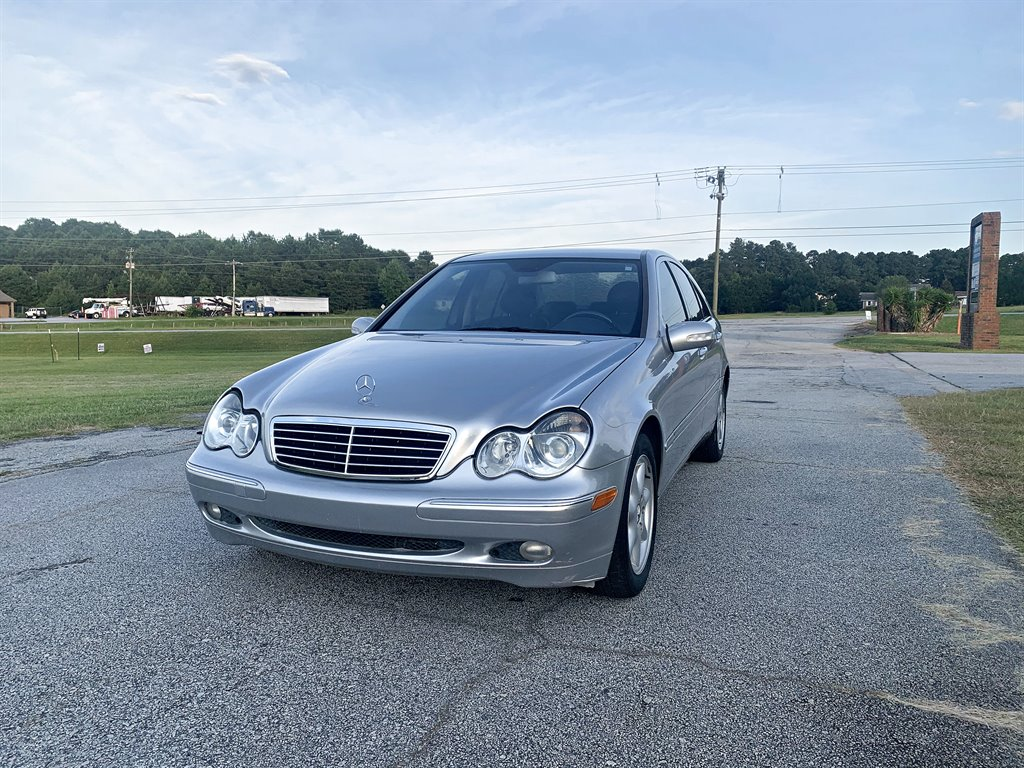 2003 Mercedes-Benz C-Class C240 photo