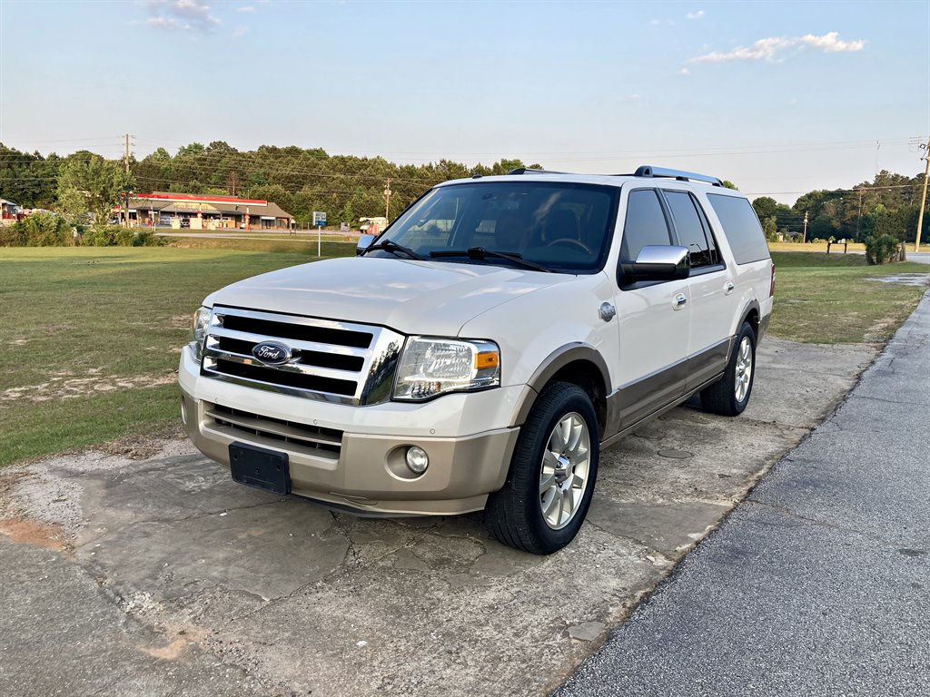 2013 Ford Expedition EL King Ranch photo