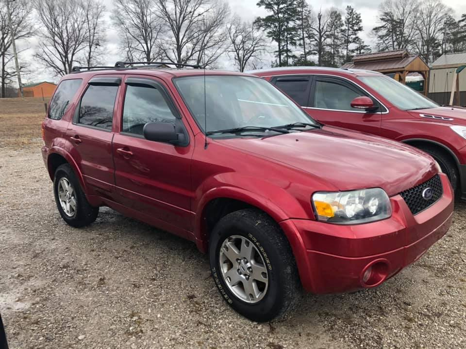 2005 Ford Escape Limited photo