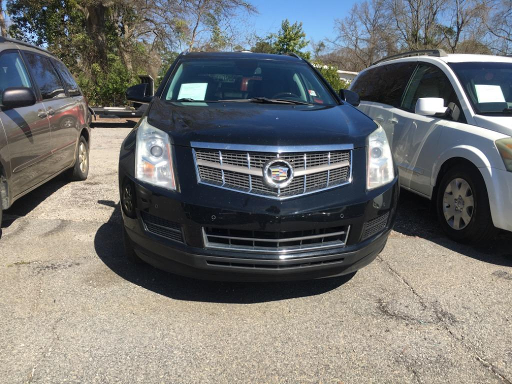 2012 Cadillac SRX Luxury Collection photo