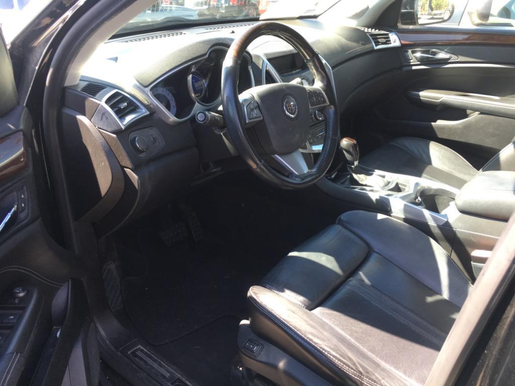 2012 Cadillac SRX Luxury Collection photo