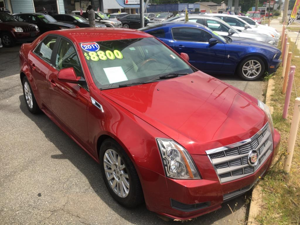 2011 Cadillac CTS 3.0L Luxury photo