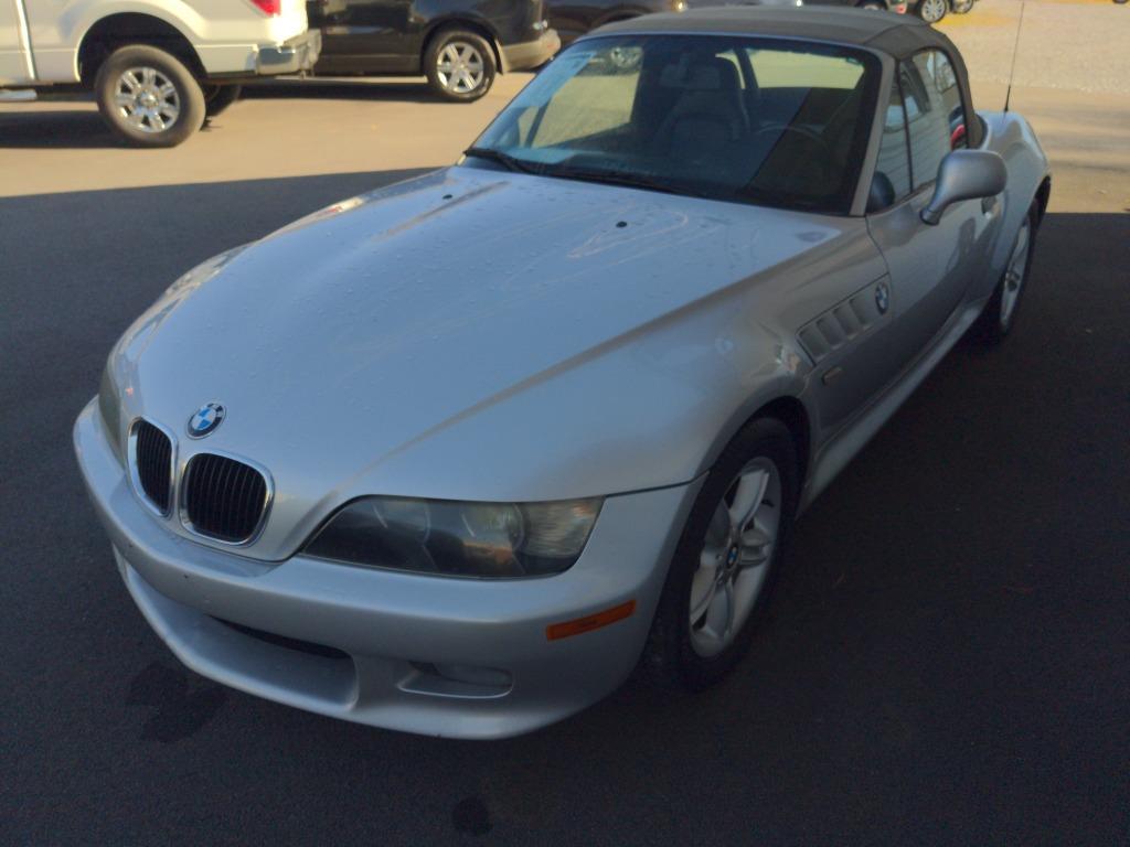 2001 BMW Z3 2.5i photo
