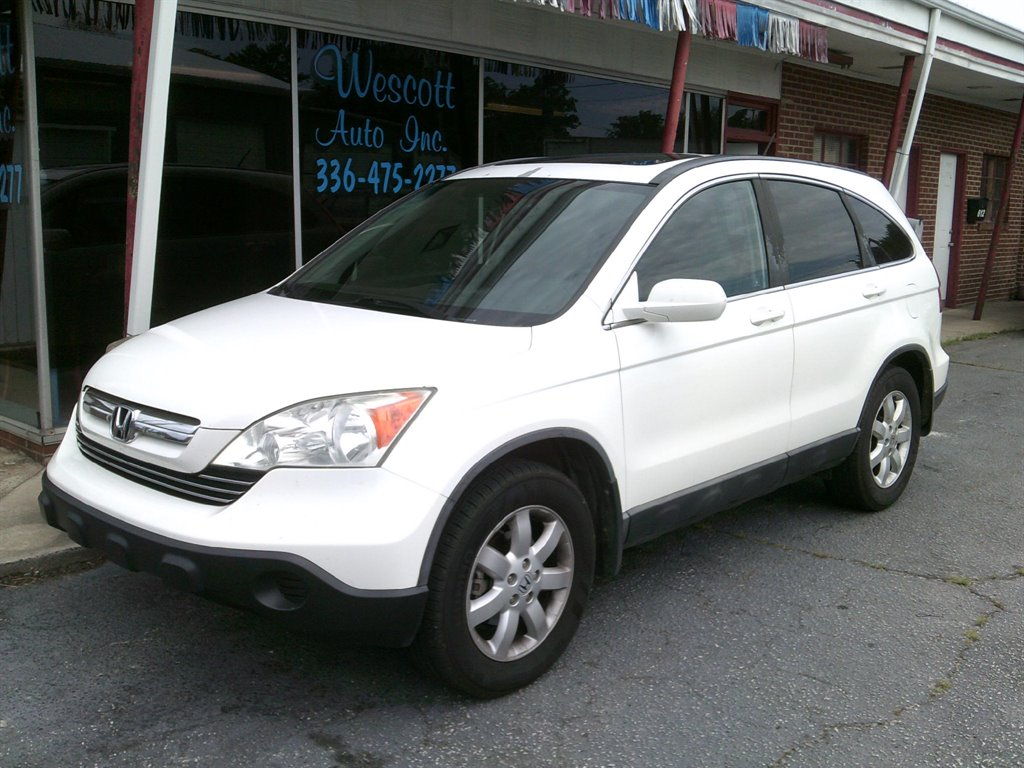 2008 Honda CR-V EX-L photo