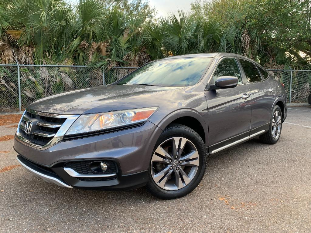 2015 Honda Crosstour EX-L photo
